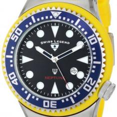 Swiss Legend Men's 21818D-03 Neptune | 100% original, import SUA, 10 zile lucratoare a12107 - Ceas barbatesc Swiss Legend, Quartz