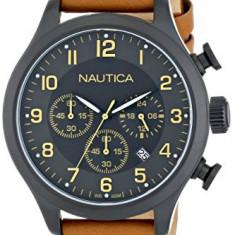 Nautica Men's N16599G BFD 101 | 100% original, import SUA, 10 zile lucratoare a12107 - Ceas barbatesc Nautica, Quartz