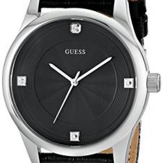 GUESS Men's U0539G1 Dressy Black | 100% original, import SUA, 10 zile lucratoare a12107 - Ceas barbatesc Guess, Quartz