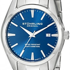 Stuhrling Original Men's 414 33116AM   100% original, import SUA, 10 zile lucratoare a12107 - Ceas barbatesc Stuhrling, Quartz