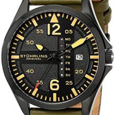 Stuhrling Original Men's 699 03 | 100% original, import SUA, 10 zile lucratoare a12107 - Ceas barbatesc Stuhrling, Quartz