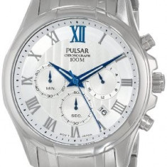 Pulsar Men's PT3399 Analog Display | 100% original, import SUA, 10 zile lucratoare a12107 - Ceas barbatesc Pulsar, Quartz