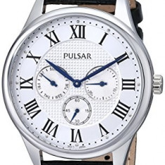 Pulsar Men's PP6173 Analog Display | 100% original, import SUA, 10 zile lucratoare a12107 - Ceas barbatesc Pulsar, Quartz