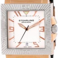 Stuhrling Original Men's 147 33462 | 100% original, import SUA, 10 zile lucratoare a12107 - Ceas barbatesc Stuhrling, Quartz