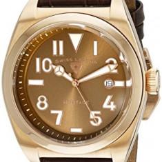 Swiss Legend Men's SL-20434-RG-04 Heritage | 100% original, import SUA, 10 zile lucratoare a12107 - Ceas barbatesc Swiss Legend, Quartz