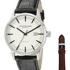 Stuhrling Original Men's 555A 03   100% original, import SUA, 10 zile lucratoare a12107 - Ceas barbatesc Stuhrling, Quartz