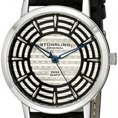 Stuhrling Original Men's 398 331510 | 100% original, import SUA, 10 zile lucratoare a12107 - Ceas barbatesc Stuhrling, Quartz