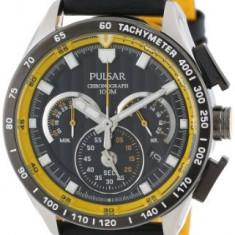 Pulsar Men's PU2007 Stainless Steel | 100% original, import SUA, 10 zile lucratoare a12107 - Ceas barbatesc Pulsar, Quartz, Otel