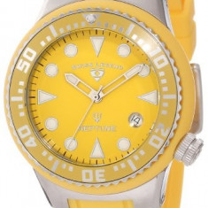 Swiss Legend Women's 11044D-07 Neptune Yellow | 100% original, import SUA, 10 zile lucratoare af22508 - Ceas dama Swiss Legend, Casual, Quartz, Analog