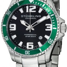 Stuhrling Original Men's 395 33P154 | 100% original, import SUA, 10 zile lucratoare a12107 - Ceas barbatesc Stuhrling, Quartz