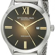 Stuhrling Original Men's 490M 02 | 100% original, import SUA, 10 zile lucratoare a12107 - Ceas barbatesc Stuhrling, Quartz