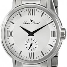 Lucien Piccard Men's LP-12744-22S Bremen | 100% original, import SUA, 10 zile lucratoare a12107 - Ceas barbatesc Lucien Piccard, Elegant, Quartz