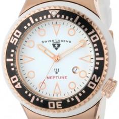 Swiss Legend Men's 21818D-RG-02-BLK Neptune   100% original, import SUA, 10 zile lucratoare a12107 - Ceas barbatesc Swiss Legend, Elegant, Quartz