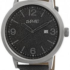 August Steiner Men's AS8088GY Grey | 100% original, import SUA, 10 zile lucratoare a12107 - Ceas barbatesc August Steiner, Casual, Quartz