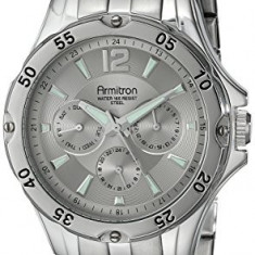 Armitron Men's 20 4964SVSV Multi-Function | 100% original, import SUA, 10 zile lucratoare a12107 - Ceas barbatesc Armitron, Quartz