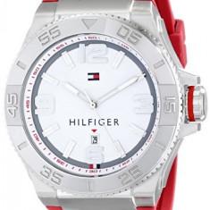 Tommy Hilfiger Men's 1791037 Analog | 100% original, import SUA, 10 zile lucratoare a12107 - Ceas barbatesc Tommy Hilfiger, Quartz