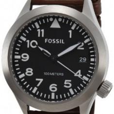 Fossil Men's AM4512 The Aeroflite | 100% original, import SUA, 10 zile lucratoare a12107 - Ceas barbatesc Fossil, Quartz