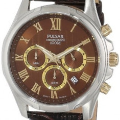 Pulsar Men's PT3397 Analog Display | 100% original, import SUA, 10 zile lucratoare a12107 - Ceas barbatesc Pulsar, Quartz