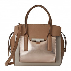 Geanta Nine West Strong Angles Large Satchel | 100% original, import SUA, 10 zile lucratoare z12107 - Geanta Dama Nine West, Geanta de umar, Din imagine