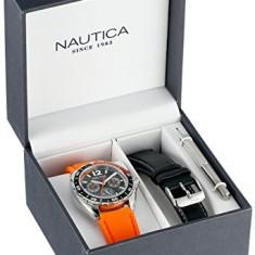 Nautica Unisex N09908G Sport Ring | 100% original, import SUA, 10 zile lucratoare a12107 - Ceas unisex