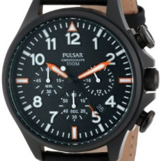 Pulsar Men's PT3299 Chronograph Collection | 100% original, import SUA, 10 zile lucratoare a12107 - Ceas barbatesc Pulsar, Quartz