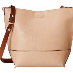 Geanta Calvin Klein Novelty Crossbody | 100% original, import SUA, 10 zile lucratoare z12107 - Geanta Dama Calvin Klein, Geanta de umar, Bej
