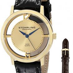 Stuhrling Original Men's 388G2 SET   100% original, import SUA, 10 zile lucratoare a12107 - Ceas barbatesc Stuhrling, Quartz