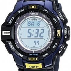Casio Men's PRG-270-2CR PRO TREK | 100% original, import SUA, 10 zile lucratoare a12107 - Ceas barbatesc Casio, Sport