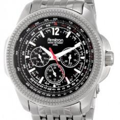 Armitron Men's 20 4955BKSV Multi-Function | 100% original, import SUA, 10 zile lucratoare a12107 - Ceas barbatesc Armitron, Quartz