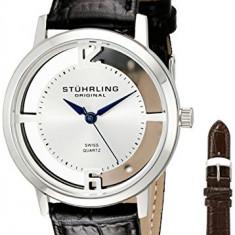 Stuhrling Original Men's 388G2 SET | 100% original, import SUA, 10 zile lucratoare a12107 - Ceas barbatesc Stuhrling, Quartz