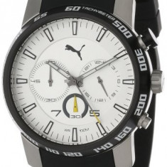PUMA Men's PU103051001 Essence Chronograph | 100% original, import SUA, 10 zile lucratoare a12107 - Ceas barbatesc Puma, Fashion, Quartz