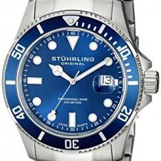 Stuhrling Original Men's 417 03 | 100% original, import SUA, 10 zile lucratoare a12107 - Ceas barbatesc Stuhrling, Quartz