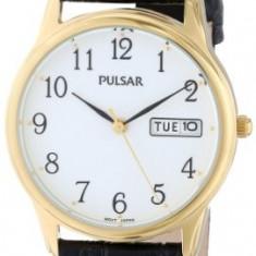 Pulsar Men's PXN080 Watch | 100% original, import SUA, 10 zile lucratoare a12107 - Ceas barbatesc Pulsar, Quartz