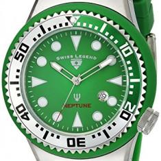 Swiss Legend Men's 21818D-08-GS Neptune | 100% original, import SUA, 10 zile lucratoare a12107 - Ceas barbatesc Swiss Legend, Quartz