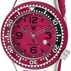 Swiss Legend Men's 21818S-B-CC Neptune | 100% original, import SUA, 10 zile lucratoare a12107 - Ceas barbatesc Swiss Legend, Quartz