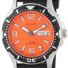 Pulsar Men's PXN133 Sport Black | 100% original, import SUA, 10 zile lucratoare a12107 - Ceas barbatesc Pulsar, Quartz
