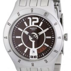 Swatch Men's YTS406G Quartz Date | 100% original, import SUA, 10 zile lucratoare a12107 - Ceas barbatesc Swatch, Casual