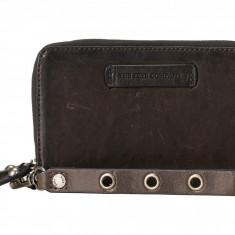 Geanta Frye Becca Phone Wallet | 100% original, import SUA, 10 zile lucratoare z12107 - Geanta Dama Frye, Geanta de umar, Maro, Piele