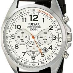 Pulsar Men's PT3419X Analog Display | 100% original, import SUA, 10 zile lucratoare a12107 - Ceas barbatesc Pulsar, Quartz