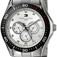 Tommy Hilfiger Men's 1790606 Multi-Function | 100% original, import SUA, 10 zile lucratoare a12107 - Ceas barbatesc Tommy Hilfiger, Quartz