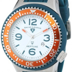 Swiss Legend Men's 21818S-F-MD Neptune | 100% original, import SUA, 10 zile lucratoare a12107 - Ceas barbatesc Swiss Legend, Quartz