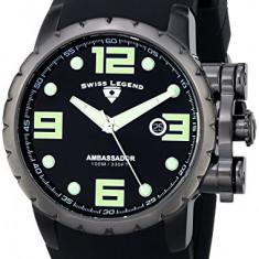 Swiss Legend Men's 30021-PHT-SH-WD Ambassador | 100% original, import SUA, 10 zile lucratoare a12107 - Ceas barbatesc Swiss Legend, Quartz