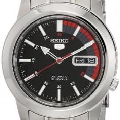 Seiko Men's SNKK31 Automatic Stainless | 100% original, import SUA, 10 zile lucratoare a12107 - Ceas barbatesc Seiko, Mecanic-Automatic