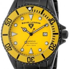Swiss Legend Men's 21344-BB-77-YB Luminous   100% original, import SUA, 10 zile lucratoare a12107 - Ceas barbatesc Swiss Legend, Quartz