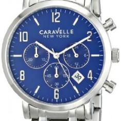 Caravelle New York by Bulova | 100% original, import SUA, 10 zile lucratoare a12107 - Ceas barbatesc Bulova, Quartz