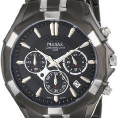 Pulsar Men's PT3289 Chronograph Collection | 100% original, import SUA, 10 zile lucratoare a12107 - Ceas barbatesc Pulsar, Quartz