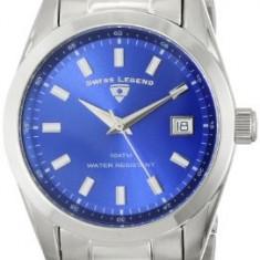 Swiss Legend Men's 21398-33 Classic | 100% original, import SUA, 10 zile lucratoare a12107 - Ceas barbatesc Swiss Legend, Quartz