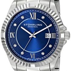 Stuhrling Original Men's 399G 33116 | 100% original, import SUA, 10 zile lucratoare a12107 - Ceas barbatesc Stuhrling, Quartz