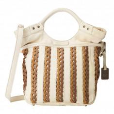 Geanta Frye Tricia Weave Shopper | 100% original, import SUA, 10 zile lucratoare z12107 - Geanta Dama Frye, Geanta de umar, Multicolor, Piele