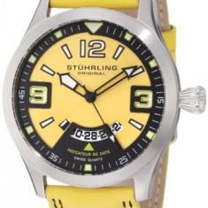 Stuhrling Original Men's 141A 3315G18 | 100% original, import SUA, 10 zile lucratoare a12107 - Ceas barbatesc Stuhrling, Quartz